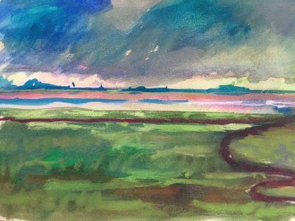 Landscape Painting 8